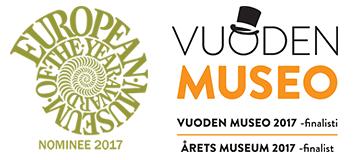 EMYA 2017 / Vuoden Museo 2017 finalisti